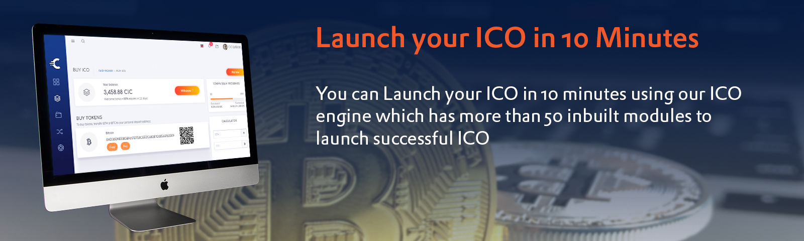 Launch ICO in 10 Minutes