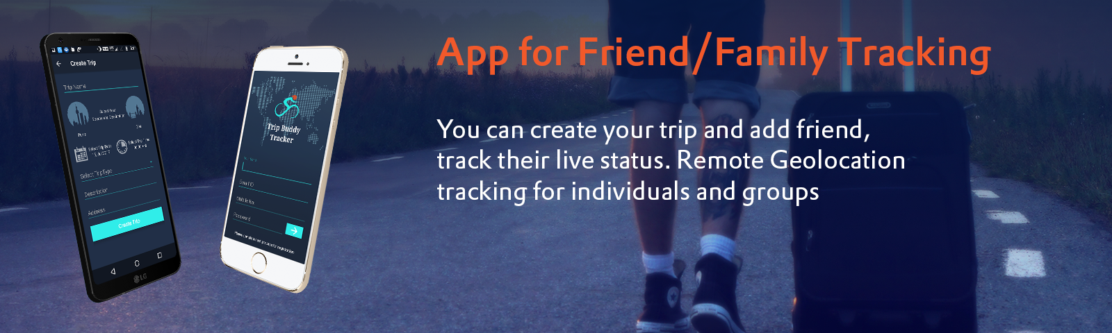 Family & Firend Tracker